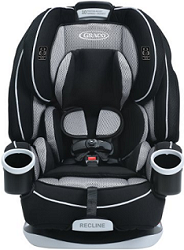 graco-4ever-convertible-all-in-one-car-seat-matrix