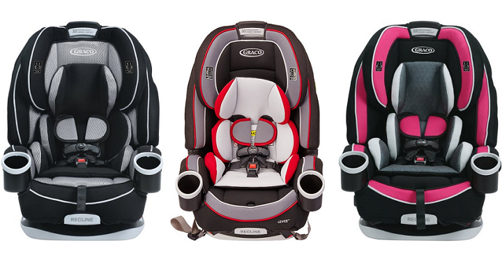 Graco 4ever Convertible All In One Car Seat