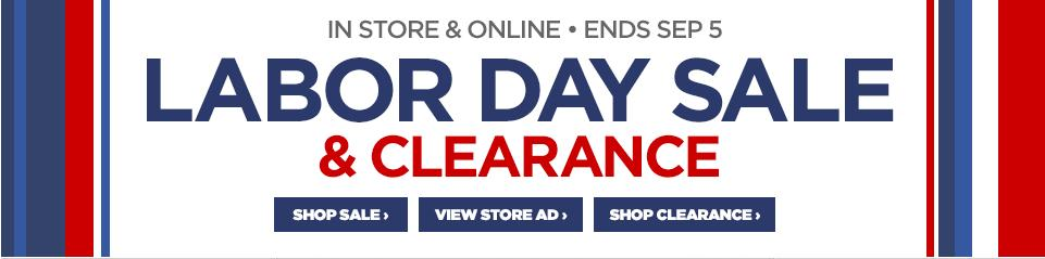 Jcpenney coupons labor day