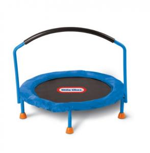 little tikes 3 ft trampoline