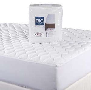 Kohl S Cardholders The Big One Essential Mattress Pad As Low As 10 49 Shipped Freebies2deals
