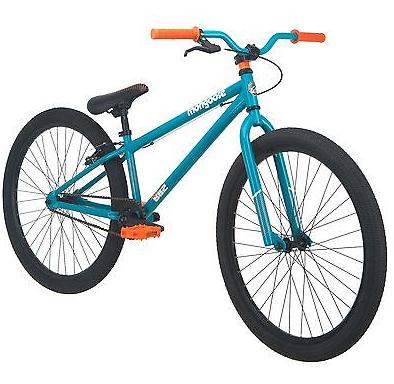 mongoose-bike