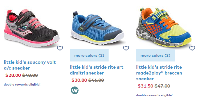 What Stores Sell Saucony Kids Shoes