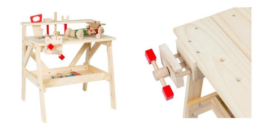 wood-workbench