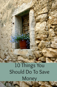 10-things-you-should-do-to-save-money