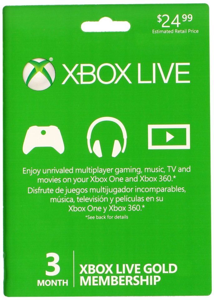 3month-microsoft-xbox-live-3-month-gold-card