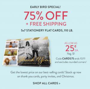 Snapfish coupons 5x7