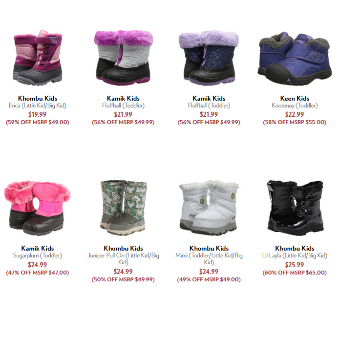dd177e5c83 6PM: Save An Additional 10% Off Siteside! Save on UGG Shoes, Carter's  Infant/Toddler Shoes, Boots & More!