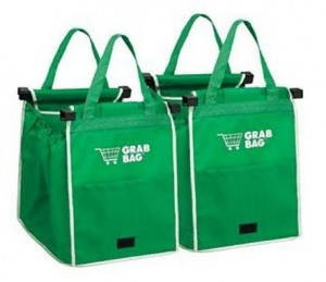Amazon: Grab Bag Reusable Grocery Bag, Pack of 2 Only $6.65 ...