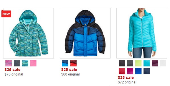 e630ff862877 RUN!! JCPenney Puffer Jackets and Arizona Boots ONLY  15 ...