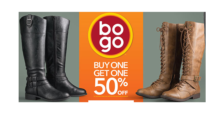 9433f03e86e Today only, October 31st, Payless Shoes takes 31% off everything with  coupon code ZZSPOOKY at checkout. Plus, you can pair this coupon with their  BOGO 50% ...