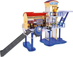simba-fireman-sam-ocean-rescue-station-with-figurine
