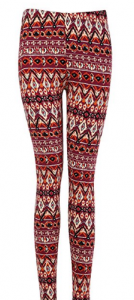 tribal-printed-leggings