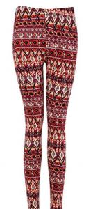 tribal-printed-leggings