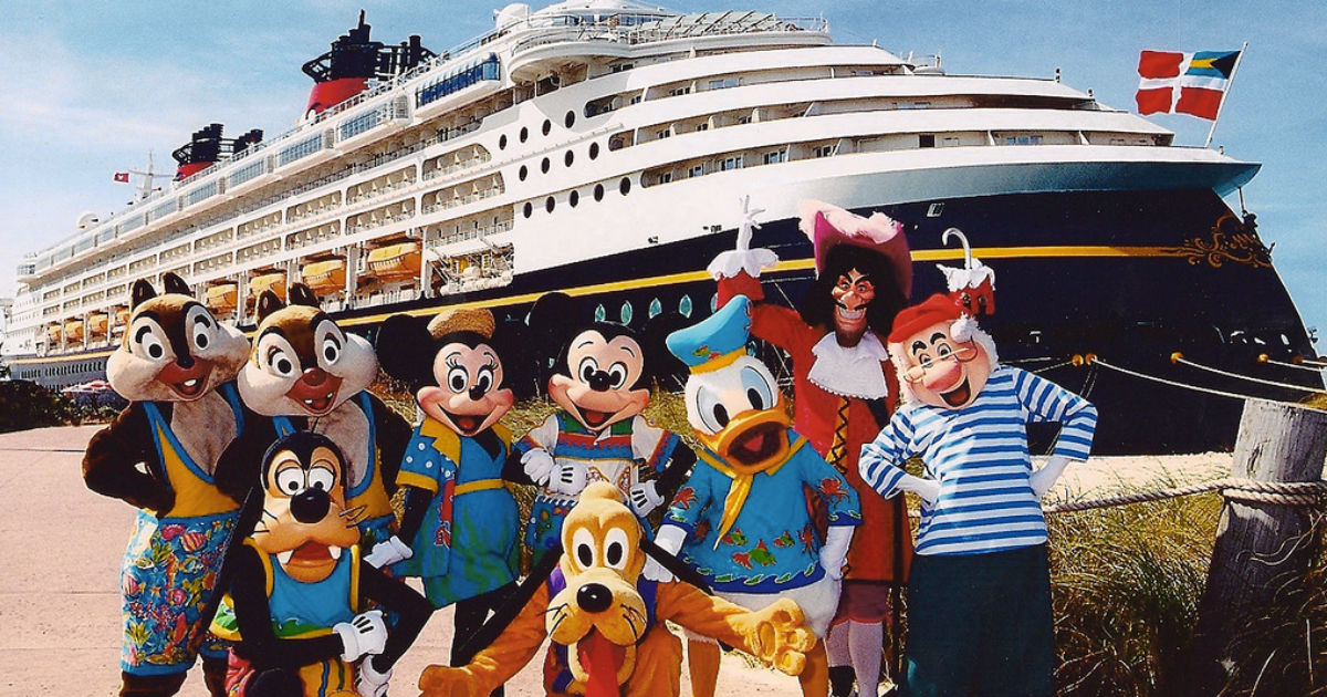 FREE Disney Cruise Line Vacation DVD!