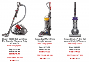 save big on dyson vacuums at macyu0027s dyson dc39 ball multifloor pro canister vacuum just