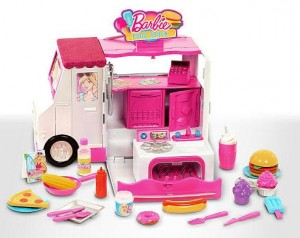 Toysrus Barbie Chill And Grill Food Truck Playset Only 34 99 Reg 49 99 Freebies2deals