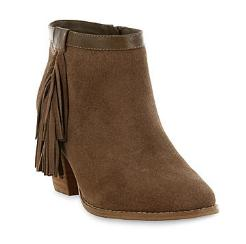 f815ca127ee5a Check out these super cute Simply Emma Women s Taryn Ankle Booties! They re  priced at  19.99 and come in black or beige. Perfect to add to your fall ...