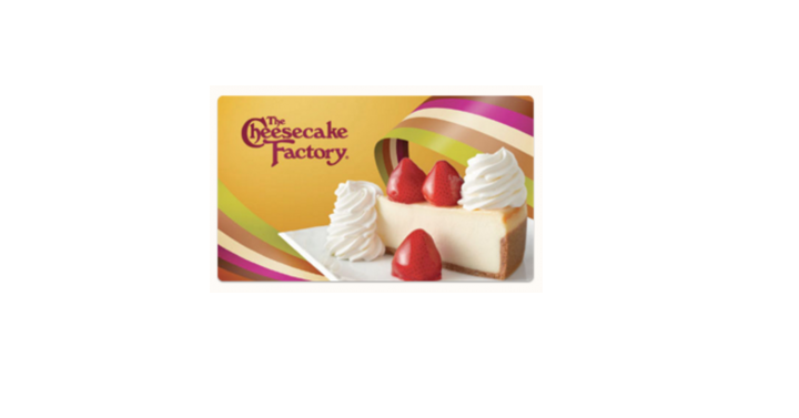 The most impressive feature about The Cheesecake Factory is that they have got more than different items on the menu. It consists of over 50 signature desserts and cheesecakes. As a result, there is something for everyone at The Cheesecake Factory and you can walk in with a discount gift card /5().