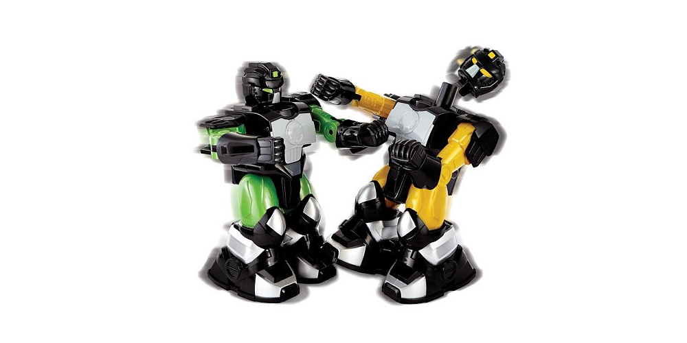 cyber-boxing-robots