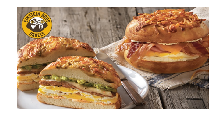 Groupon: Buy a $10 Einstein Bagels Gift Card Get a $5.00 Bonus ...