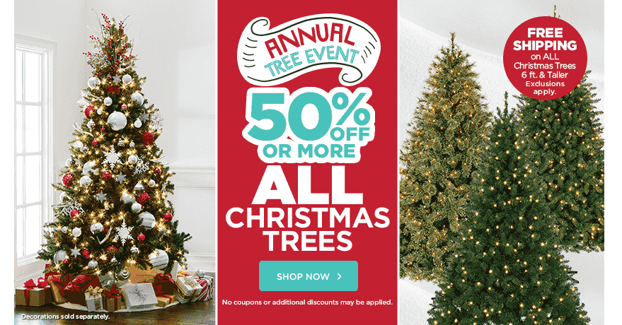 freebies2deals-christmastrees