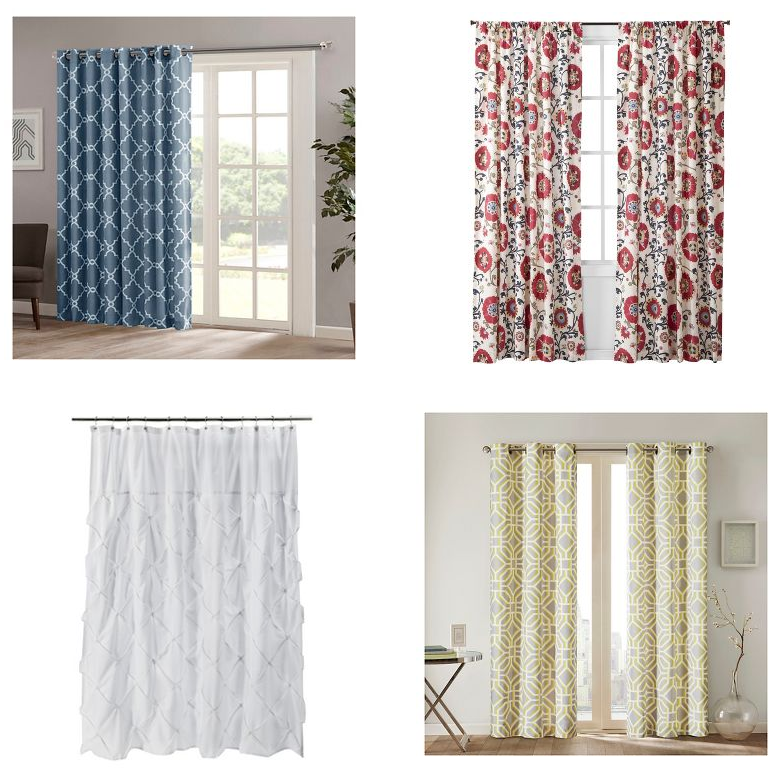 target save 30 off additional 10 on curtains