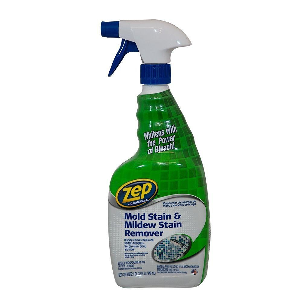 Zep Zumildew32 Mold Stain And Mildew Stain Remover 32oz