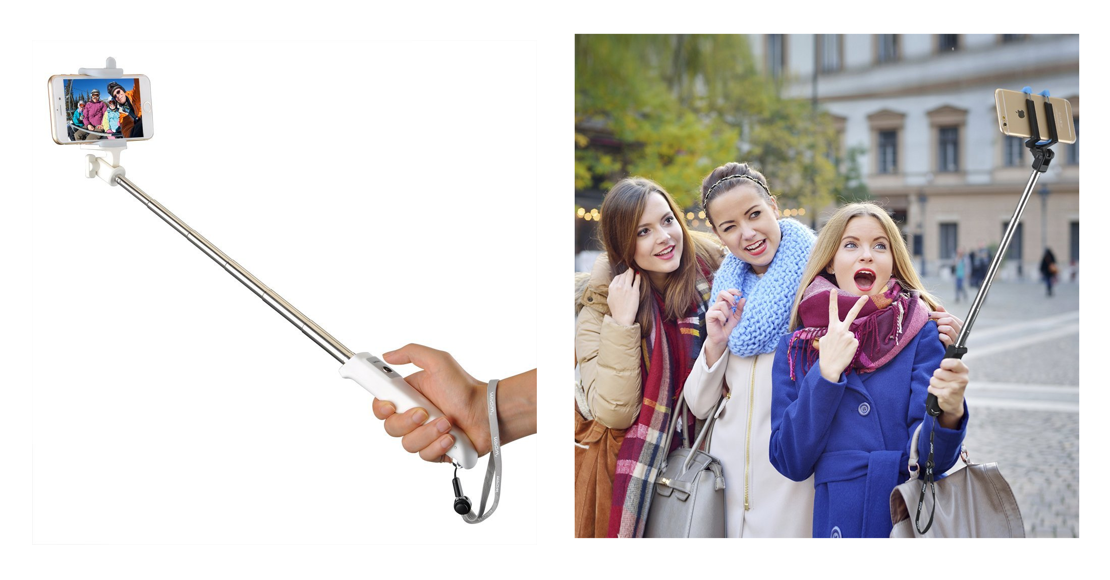 Best Selfie Sticks For Gopro Hold Your Adventure Moments