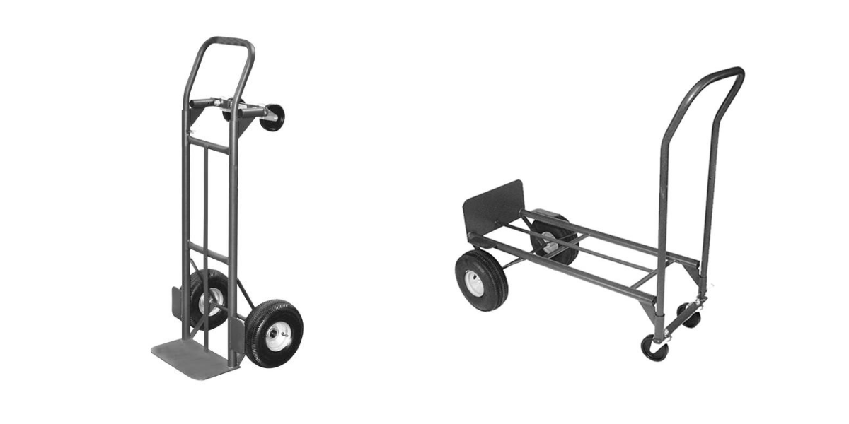 shop your way reward members can get a pretty sweet deal on a convertible hand cart at sears right now - Convertible Hand Truck
