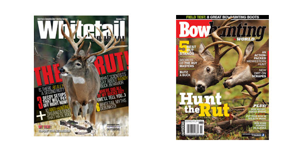 If you're a hunter or just an outdoorsy type, you can grab a couple nice free  magazine subscriptions right now! I love getting free magazine subscriptions,  ...
