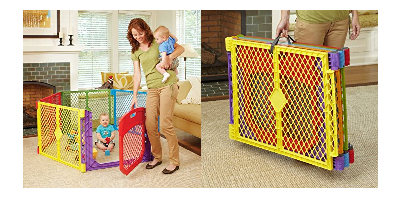 Head Over To Amazon And Pick Up A Nice Deal On The North States Superyard  Colorplay Ultimate Playard! Normally $94.99, This Is Marked Down To Only  $67.99 ...