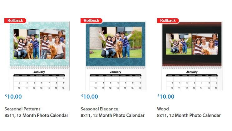 photo calendar deals walmart kfc family deals menu