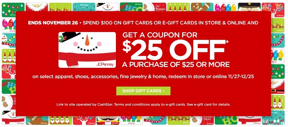 Www.jcpenney.com coupon code