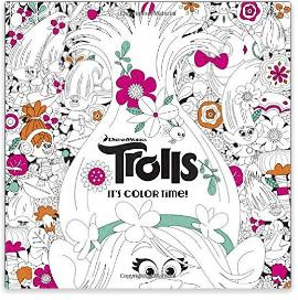Trollscoloringbook Nice Gift Idea For Adult Coloring Book Fans Amazon Has The Its