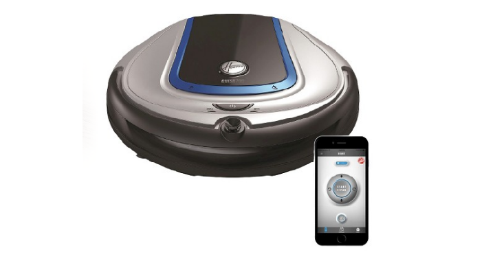target black friday deal hoover quest 700 robotic vacuum only shipped reg. Black Bedroom Furniture Sets. Home Design Ideas