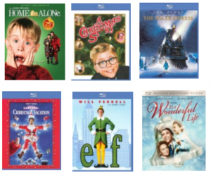 Christmas Movies on Blu-Ray As Low as $4.99 At Best Buy!