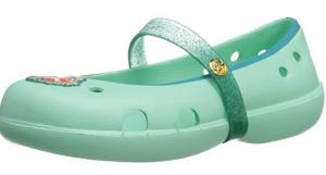 11f1e937a4d43d Disney Princess Ariel Mary Jane Crocs Just  9.30! - Freebies2Deals