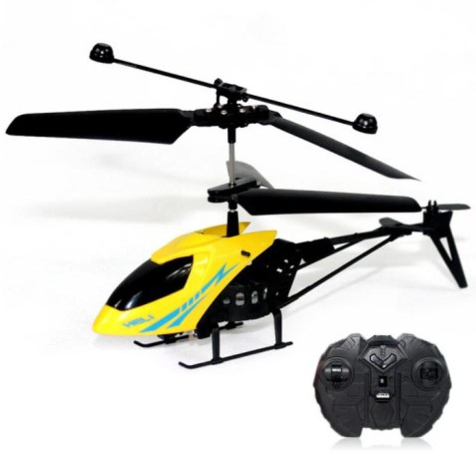 Как сделать вертолет на пульте управления из бумаги