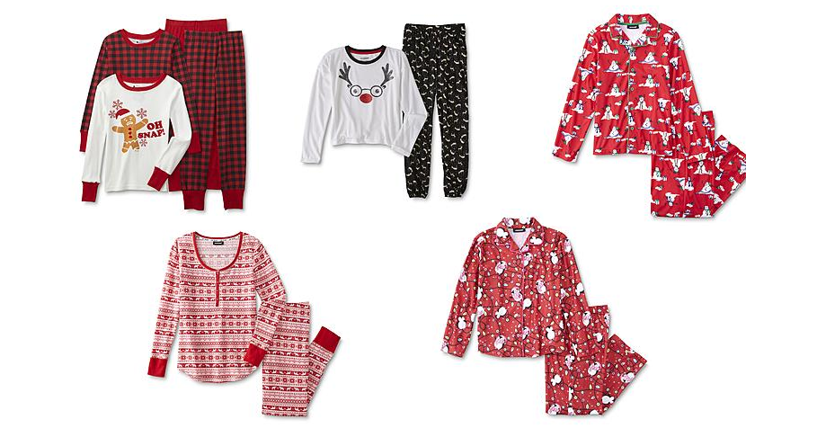84696a4dd0 freebies2deals-christmaspjs4 Now through December 10th Kmart is offering buy  1 get 1 FREE on select sleepwear for the whole family!