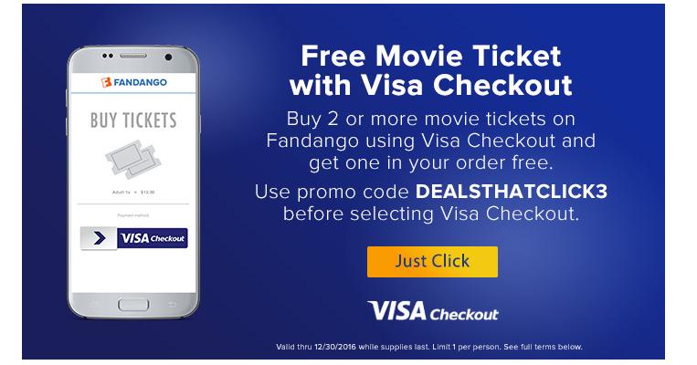 freebies2deals-fandango
