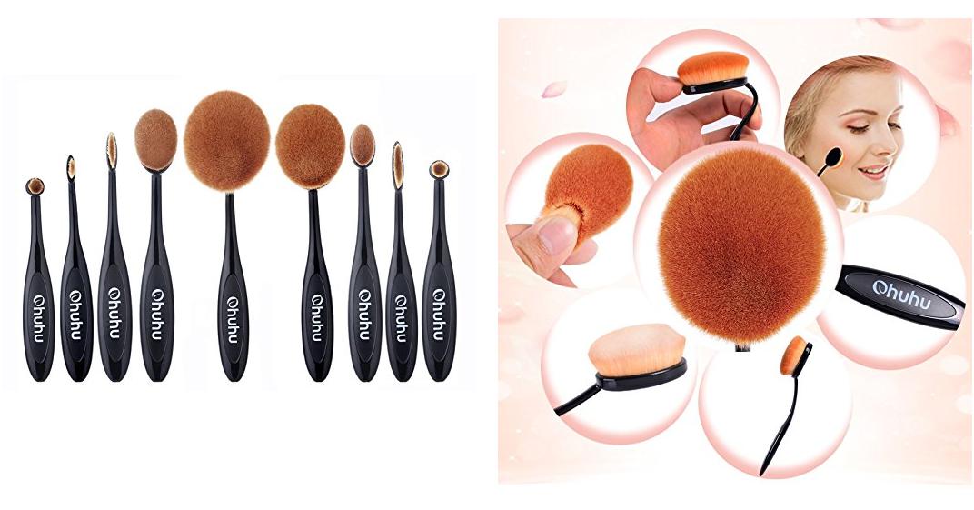 freebies2deals-makeupbrushset