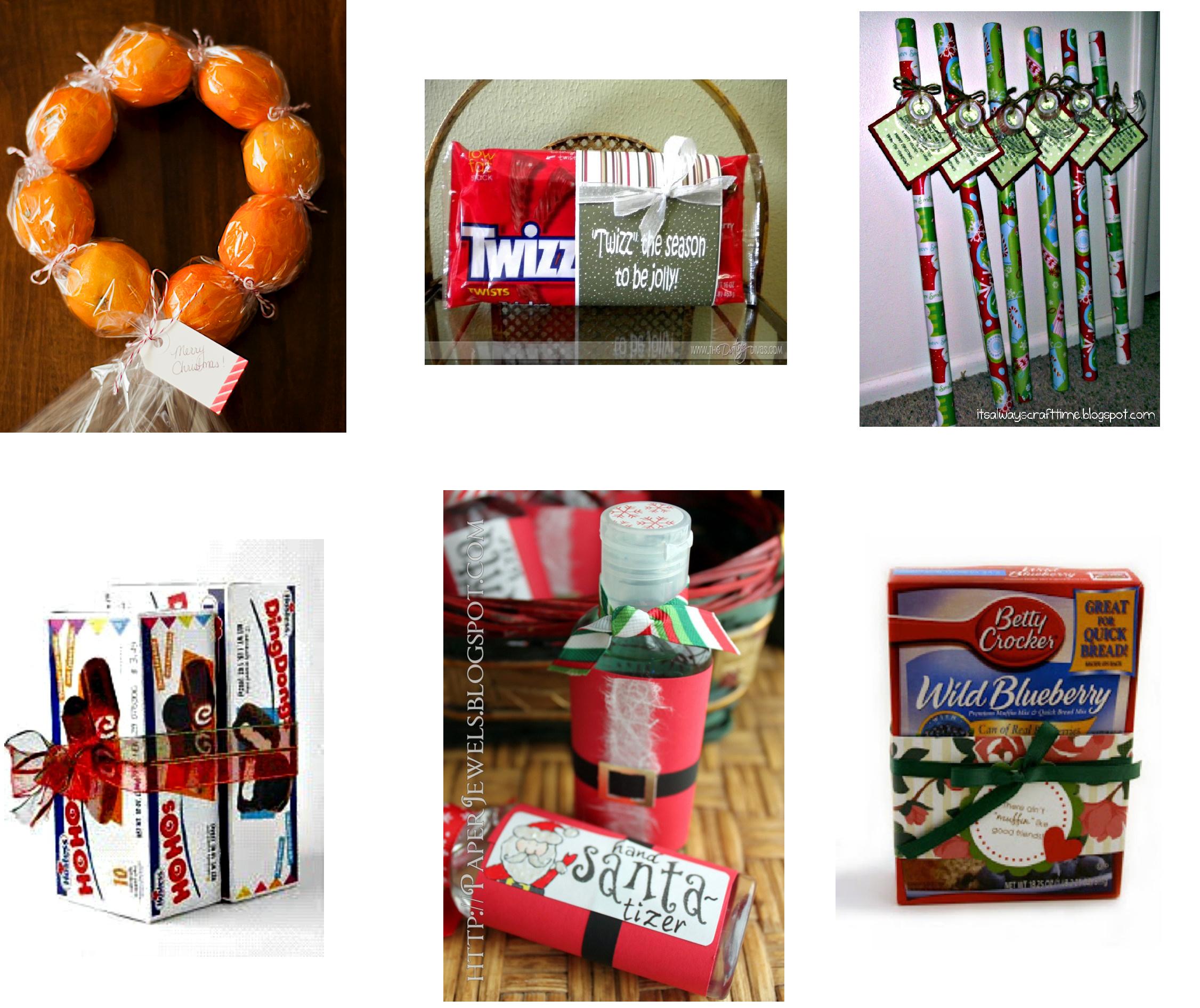 Neighbor christmas gifts blogspot