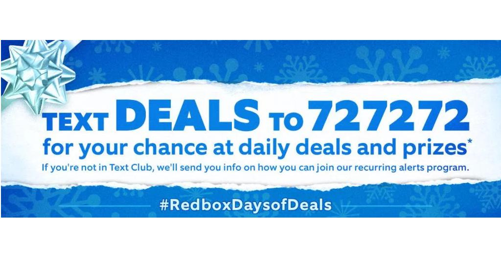 freebies2deals-redbox