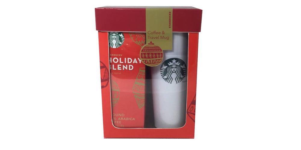Starbucks Coffee Travel Mug Gift Set Only 9 97