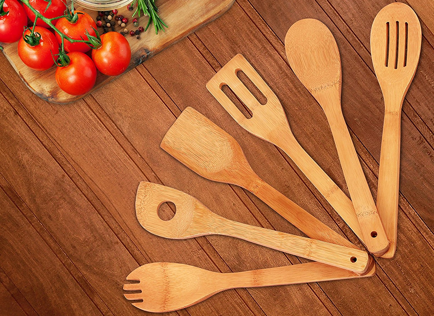 Best kitchen utensil set - I Love My Bamboo Cooking Utensils They Re Probably One Of The Best Kitchen Purchases I Ve Made If You Want To Pick Up A Set Of Your Own