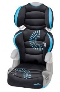 Evenflo Big Kid Amp Booster Car Seat  Only $24.88! (Reg. $65.88) - Deals & Coupons