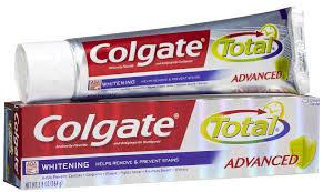 colgate total advanced