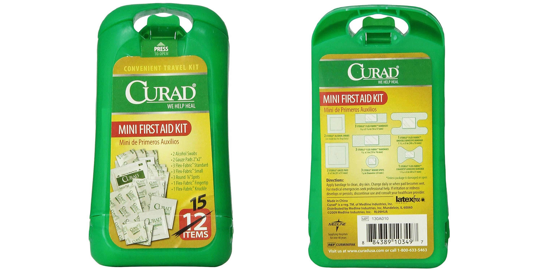 curad mini first aid