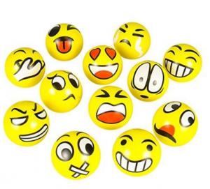 emoji squeeze balls